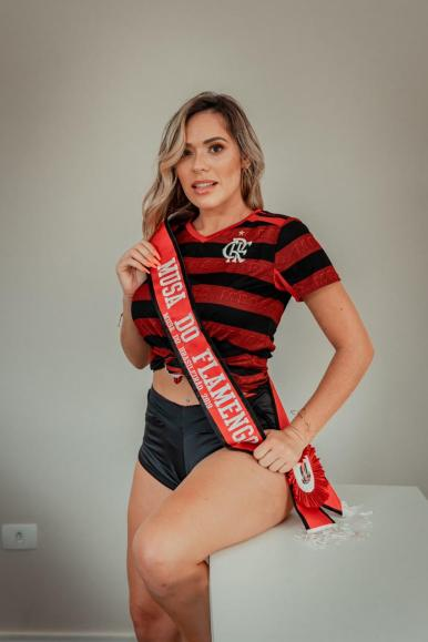 Julia Katerinne - Musa do Flamengo (3)